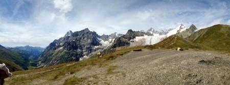 Panorama of Col Ferrete