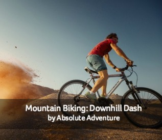 Mountain Biking: Downhill Dash