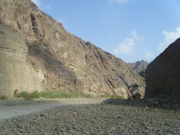 wadi khab al shamsi