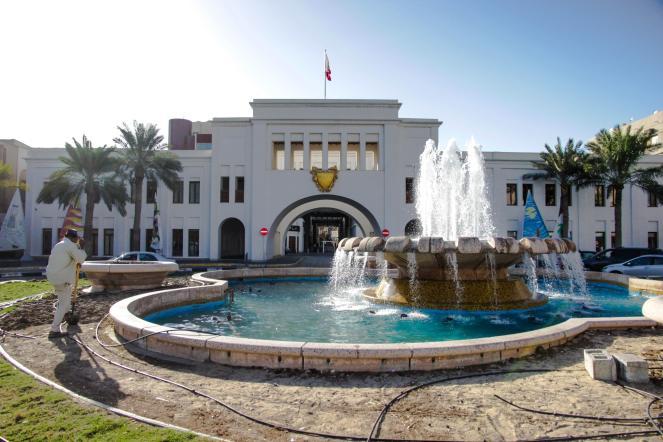 Bab al bahrain by Khalid aljabri