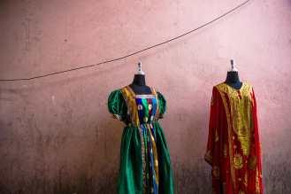 KHALID ALJABRI dresses