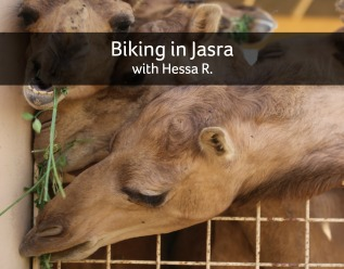 Biking in Jasra