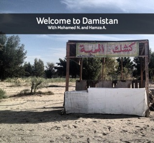 Welcome to Damistan